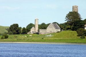 Ireland Clonmacnoise